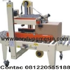 bandung mesin, pusat mesin bandung, mesin bandung, agen mesin bandung, toko mesin bandung, mesin pengemas bandung carton sealer fxj-5050 mesin bandung