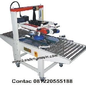 bandung mesin, pusat mesin bandung, mesin bandung, agen mesin bandung, toko mesin bandung, mesin pengemas bandung mesin carton sealer fxj-6050 murah