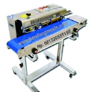 bandung mesin, pusat mesin bandung, mesin bandung, agen mesin bandung, toko mesin bandung, mesin pengemas bandung continuos band sealer frb 770 iii