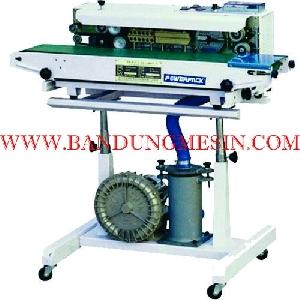 bandung mesin, pusat mesin bandung, mesin bandung, agen mesin bandung, toko mesin bandung, mesin pengemas bandung mesin band sealer with gas sf-150g