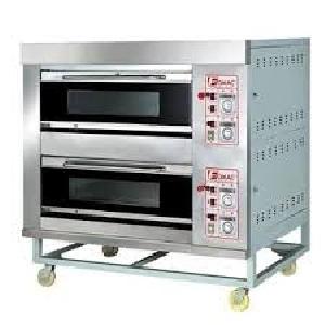 bandung mesin, pusat mesin bandung, mesin bandung, agen mesin bandung, toko mesin bandung, mesin pengemas bandung mesin oven roti gas 2 deck 4 tray
