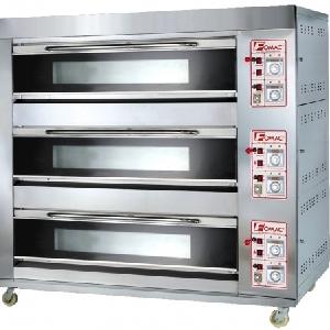 bandung mesin, pusat mesin bandung, mesin bandung, agen mesin bandung, toko mesin bandung, mesin pengemas bandung mesin oven roti gas 3 deck 6 tray